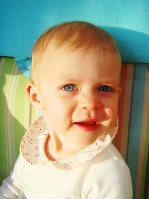 addison, age 20 months