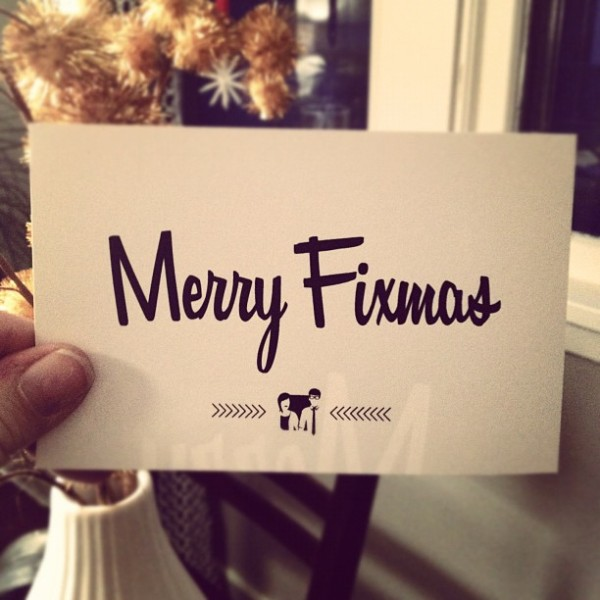Merry Fixmas